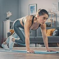 Tres ejercicios para empezar a trabajar el core si somos principiantes