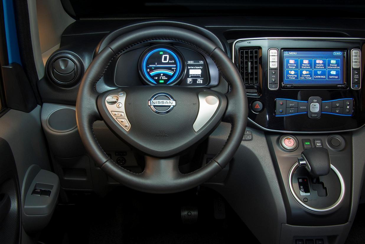 Foto de Nissan e-NV200 (10/44)