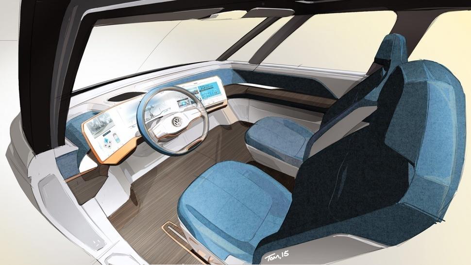 Foto de Volkswagen BUDD-e concept (12/30)