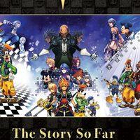 Kingdom Hearts: The Story So Far: el compendio definitivo de la saga llegará este mismo mes a las PS4 europeas