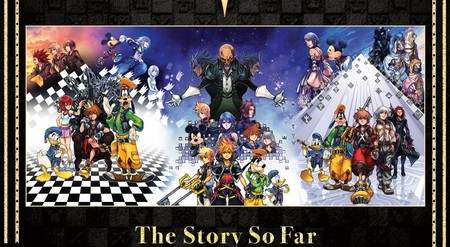 Kingdom Hearts: The Story So Far: el compendio definitivo de la saga llegará este mismo mes a las PS4 europeas