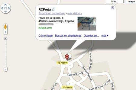 ¿Acabará Google Maps con los directorios de empresas?