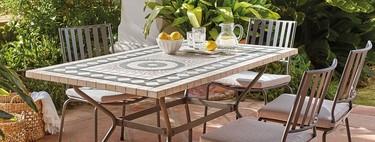 Irresistibles: las mejores ofertas de El Corte Inglés para poner a punto la terraza o el jardín de tu casa