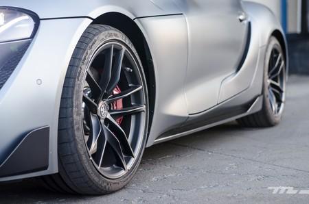 Toyota Supra 2020 Prueba 003