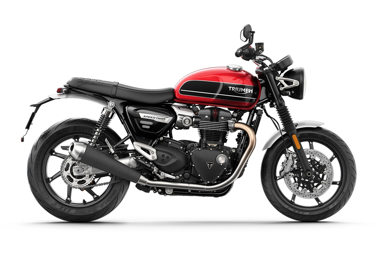 Foto de Triumph Speed Twin 2019 (8/37)