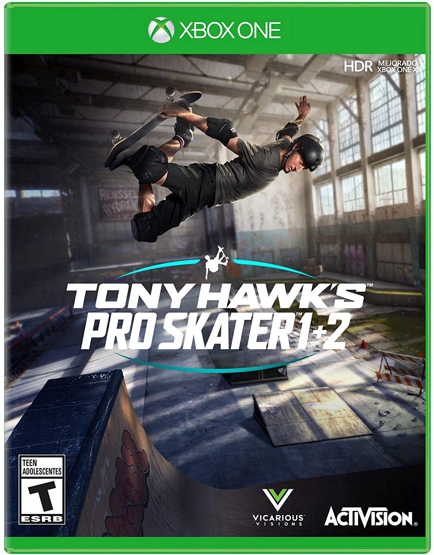 Tony Hawk's Pro Skater 1+2 para Xbox One