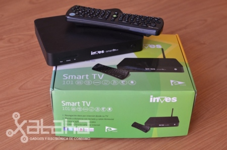Inves Smart TV 101, análisis