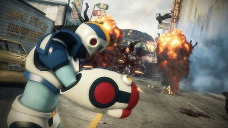 Mega Man X estará en 'Dead Rising 3'... más o menos