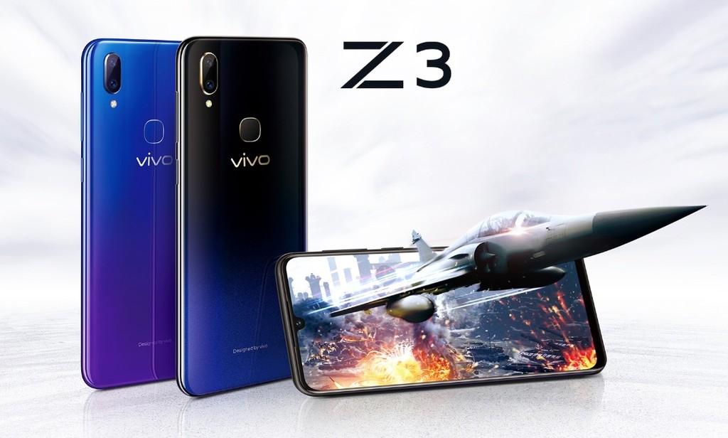 Vivo Z3: así es el teléfono con monitor SuperAMOLED y Snapdragon™ 710 que debuta el overclock Dual Turbo de Vivo