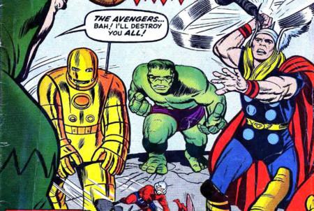 Vengadores Comic 1
