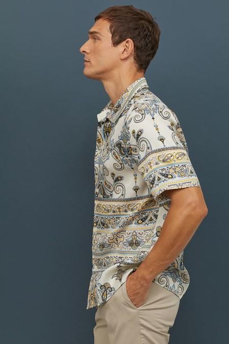 Para Adentrarnos Al Fulgor De La Primavera Estas X Camisas Resort Son Perfectas Para Cualquier Look