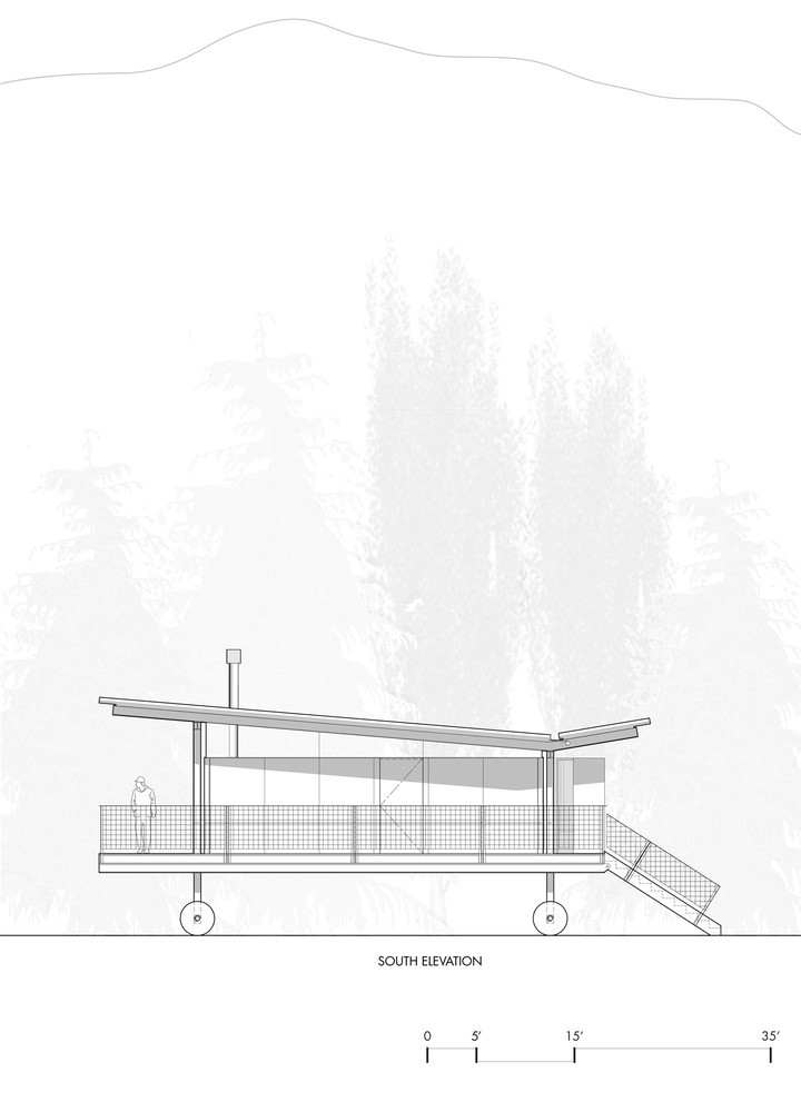 Foto de Cabañas rodantes, reinventando los bungalows (8/17)