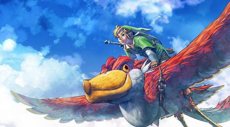 No hay planes de relanzar Zelda: Skyward Sword en Switch. Al menos, de momento
