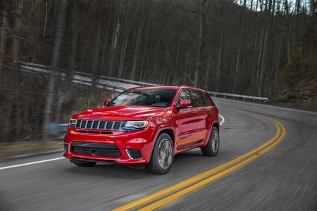 Jeep Grand Cherokee Trackhawk: Precios, versiones y equipamiento en México