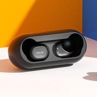 Audífonos QCY T1C de oferta por 229 pesos en Amazon México: cupón de 5% de descuento adicional también disponible