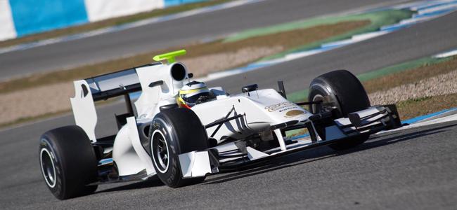 HRT F111 Jerez