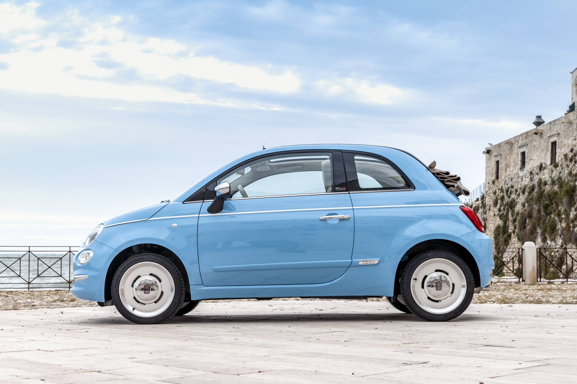 Foto de Fiat 500 Spiaggina 58 (5/17)