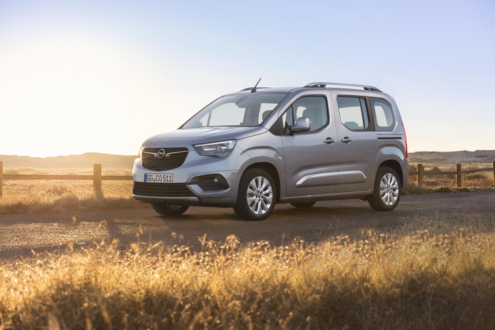 Foto de Opel Combo Life 2018 (57/63)