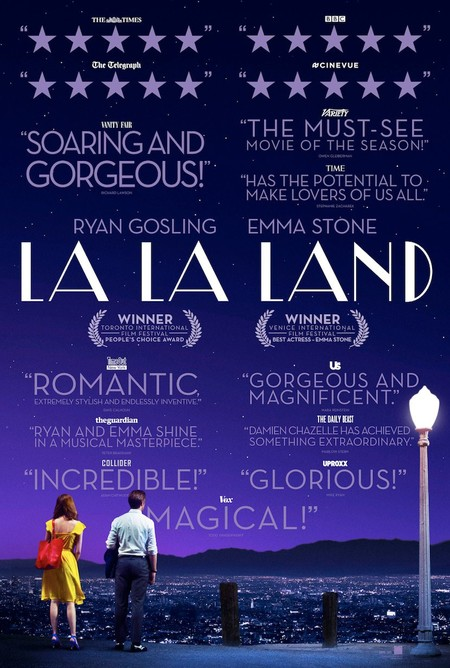 Cartel de La La Land
