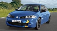 Fotos del Renault Megane F1 Team