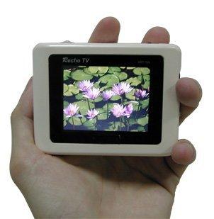Vídeo y TV en la palma de la mano