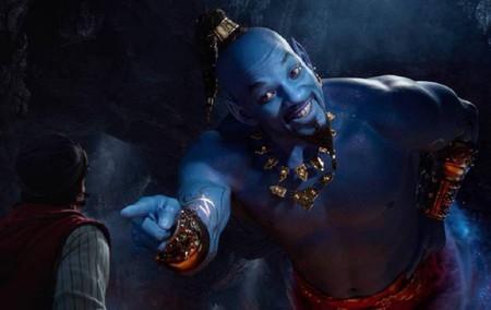 Miguel Noguera y Will Smith son dos gotas de agua en el tráiler de 'Aladdin'