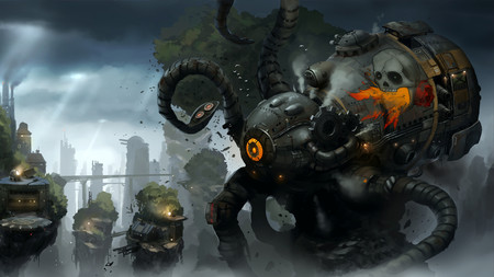 Sine Mora EX ya tiene fecha: el 8 de agosto llega a PC, PS4 y Xbox One