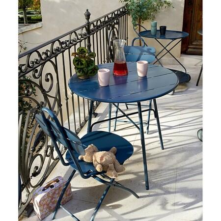 Juego de mesa y sillas para terraza