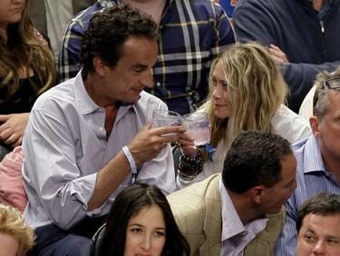 Mary-Kate Olsen, pillina, ¿que te casas y no dices nada?
