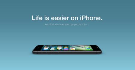 Las medias verdades de Apple para convencer del cambio a los usuarios de Android