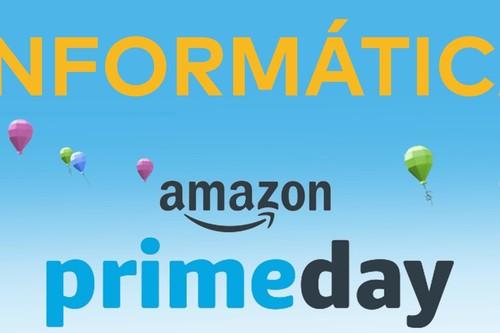 Amazon Prime Day 2019: las mejores ofertas del día 16 de julio en Informática y PCs