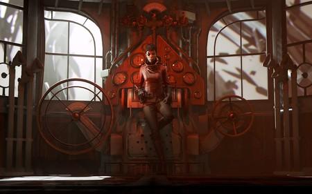 La figura del Forastero en el nuevo tráiler de Dishonored: La muerte del Forastero