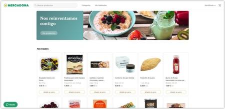 Tienda Mercadona Online
