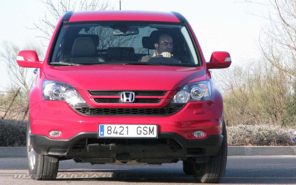 Foto de Honda CR-V (presentación) (15/45)