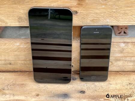 Iphone 5 mar