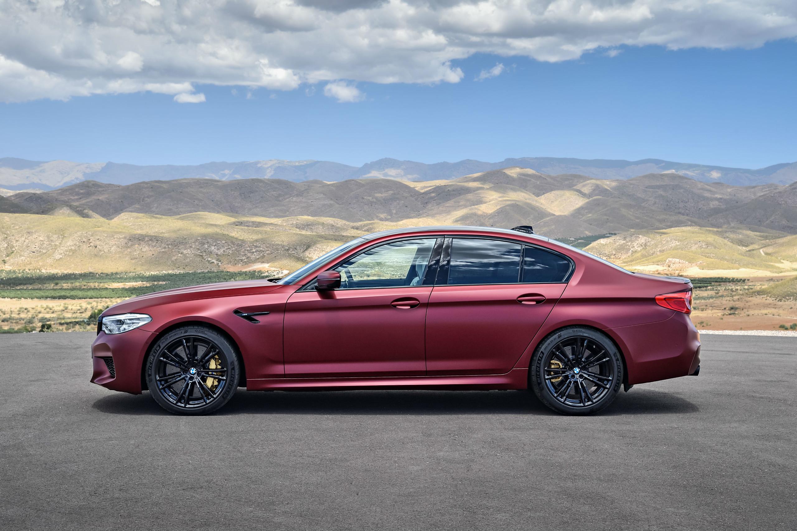 Foto de BMW M5 First Edition 2019 (13/19)