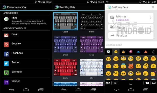 SwiftKey 4.5