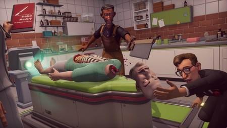 Las locas operaciones de Surgeon Simulator 2 comenzarán a finales de agosto. Así será su disparatado modo Creación