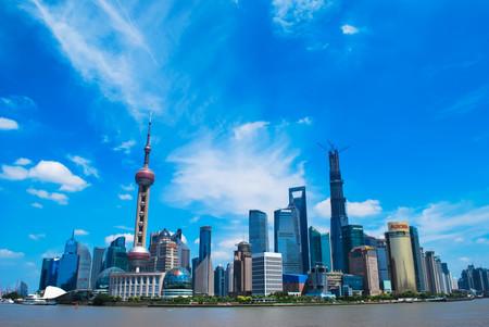 Las tres gigaciudades que está construyendo China