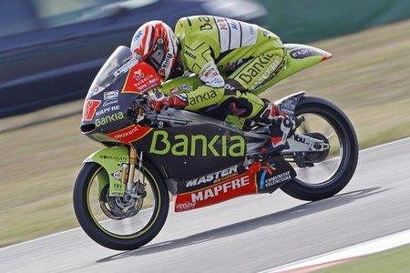 MotoGP San Marino 2011: Johann Zarco le regala la victoria a Nico Terol en 125