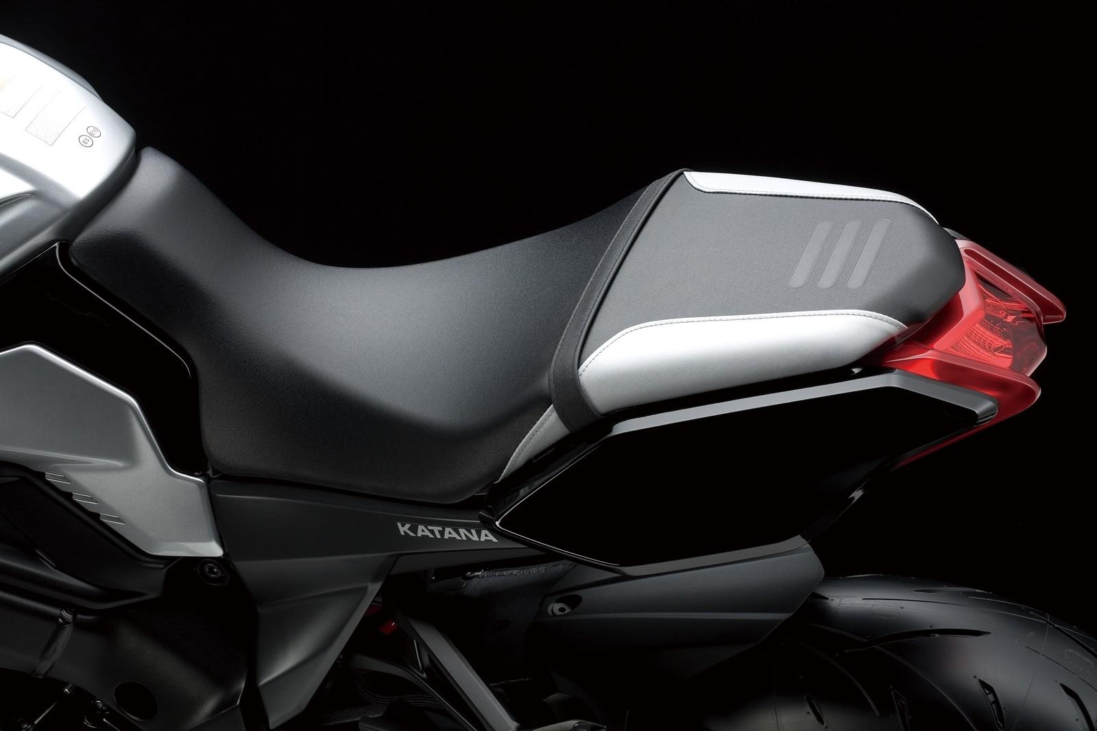 Foto de Suzuki GSX-S1000S Katana 2019 (28/68)
