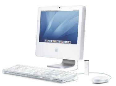 Nuevos iMac con procesador de Intel