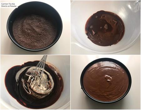 Paso A Paso Tarta Facil De Chocolate
