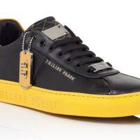 La sneaker más recatada del diseñador Philipp Plein