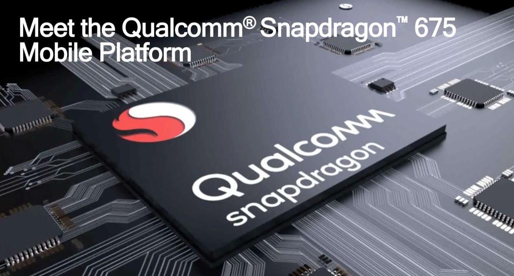 Así es el mas actual Snapdragon 675: 'gaming' y cámaras triples para súper gamas medias