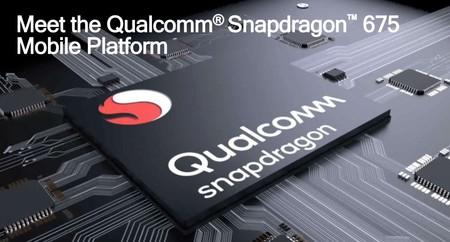 Así es el nuevo Snapdragon 675: 'gaming' y cámaras triples para súper gamas medias