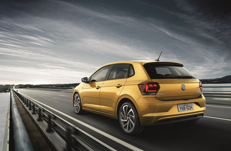 Volkswagen Polo 2019 Mexico 4