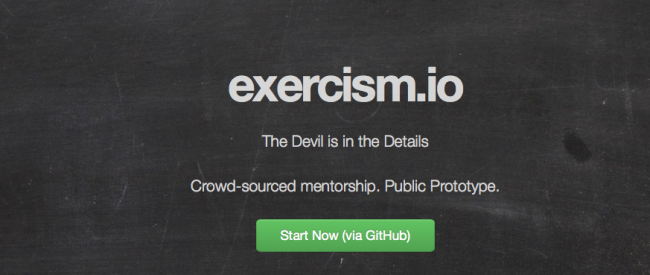 exercism.io, fitness para nuestras habilidades programadoras