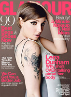 Lena Dunham no tiene tan claro eso de seguir actuando...