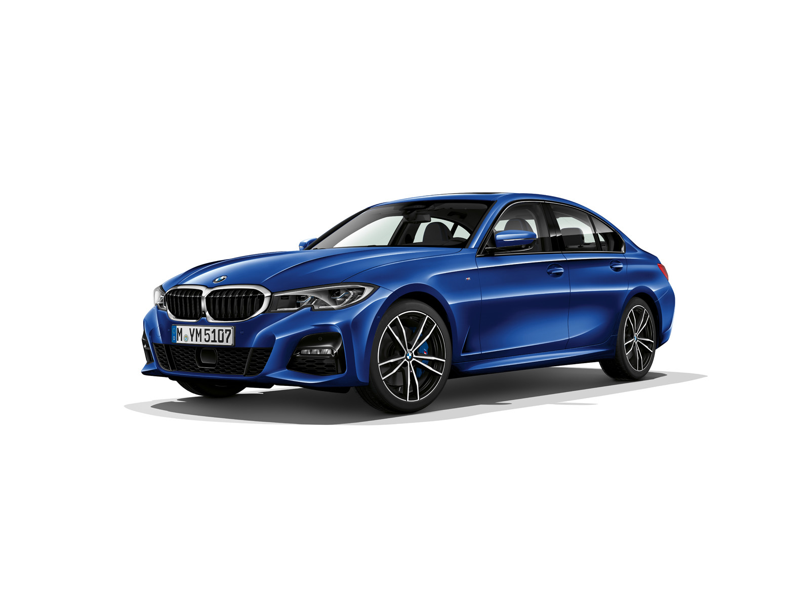 Foto de BMW Serie 3 2019 (79/131)